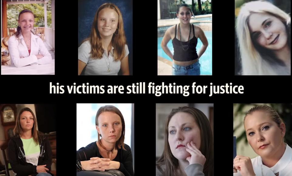 Epsteins Opfer kämpfen um Gerechtigkeit