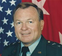 General Vallely, Public Domain