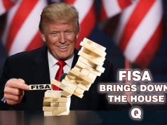 FISA brings the House down