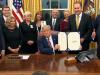 Trump unterzeichnet Tierschutzgesetz