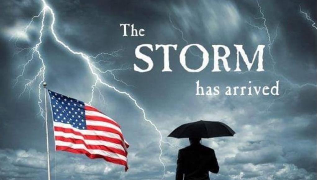 Der Sturm ist angekommen - MEME