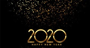 2020 - Happy New Year