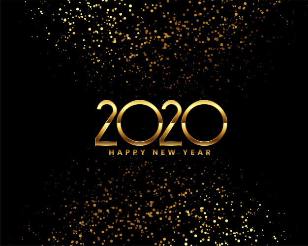 2020 - Happy New Year